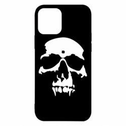 Чехол для iPhone 12 Pro Череп