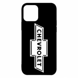 Чехол для iPhone 12 Pro Chevrolet Logo Small