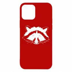 Чохол для iPhone 12 Pro Cute raccoon face
