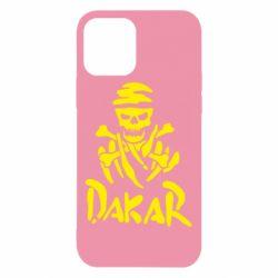 Чехол для iPhone 12 Pro DAKAR LOGO