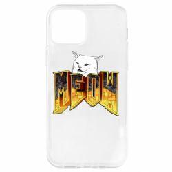 Чохол для iPhone 12 Pro Doom меов cat