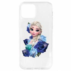 Чохол для iPhone 12 Pro Elsa and roses