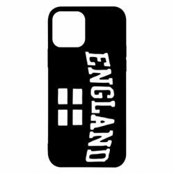 Чохол для iPhone 12 Pro England