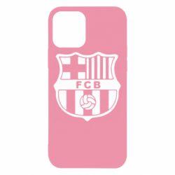 Чохол для iPhone 12 Pro FC Barcelona