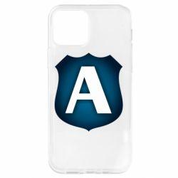 Чохол для iPhone 12 Pro Форум Антиколлектор Лого Минимал
