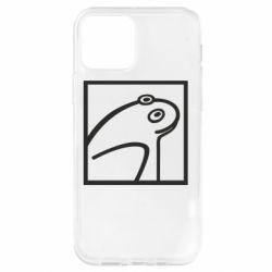 Чохол для iPhone 12 Pro Frog squared