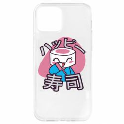 Чохол для iPhone 12 Pro Funny sushi