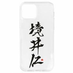 Чохол для iPhone 12 Pro Ghost Of Tsushima Hieroglyphs