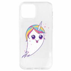 Чохол для iPhone 12 Pro Ghost Unicorn