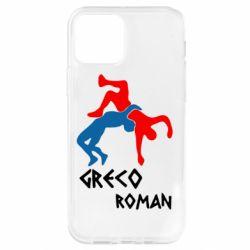 Чохол для iPhone 12 Pro Греко-римська боротьба