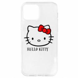 Чехол для iPhone 12 Pro Hello Kitty