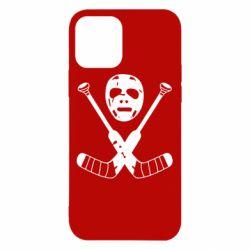 Чехол для iPhone 12 Pro Хоккейная маска