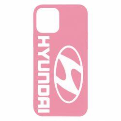 Чехол для iPhone 12 Pro Hyundai Small