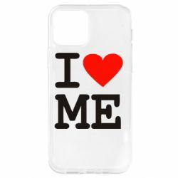 Чехол для iPhone 12 Pro I love ME