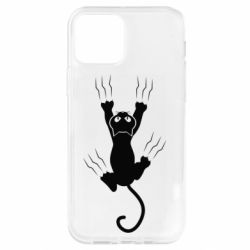 Чохол для iPhone 12 Pro кот когти