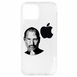 Чохол для iPhone 12 Pro Jobs art