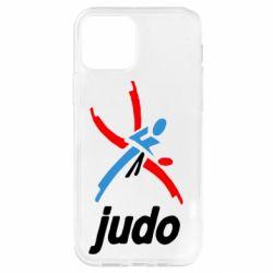 Чохол для iPhone 12 Pro Judo Logo
