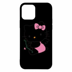 Чохол для iPhone 12 Pro Kitty амурчик