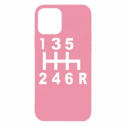 Чехол для iPhone 12 Pro Коробка передач