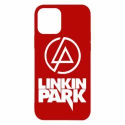 Чохол для iPhone 12 Pro Linkin Park