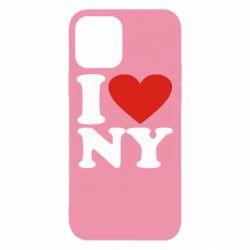 Чохол для iPhone 12 Pro Люблю Нью Йорк