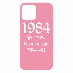 Чохол для iPhone 12 Pro Max 1984 Born to win