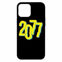 Чохол для iPhone 12 Pro Max 2077 Cyberpunk