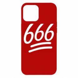 Чехол для iPhone 12 Pro Max 666