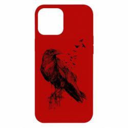 Чохол для iPhone 12 Pro Max A pack of ravens