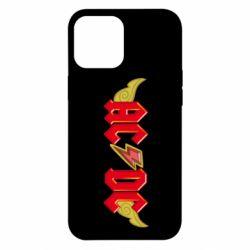 Чохол для iPhone 12 Pro Max AC/DC з крилами