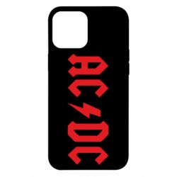 Чехол для iPhone 12 Pro Max AC DC