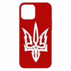 Чохол для iPhone 12 Pro Max Acute coat of arms of Ukraine