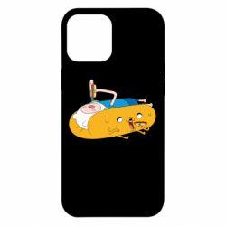 Чехол для iPhone 12 Pro Max Adventure time 4