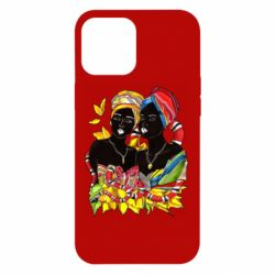 Чехол для iPhone 12 Pro Max African women