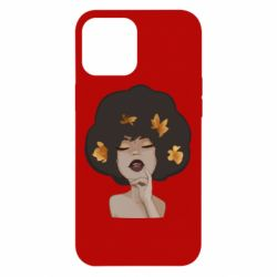 Чохол для iPhone 12 Pro Max Afro girl in autumn shades
