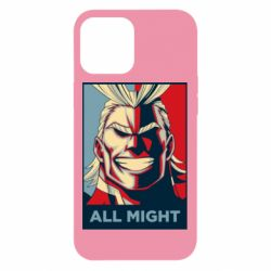 Чехол для iPhone 12 Pro Max All might