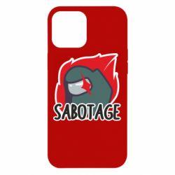 Чохол для iPhone 12 Pro Max Among Us Sabotage