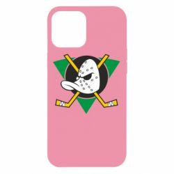 Чехол для iPhone 12 Pro Max Anaheim Mighty Ducks