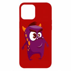 Чохол для iPhone 12 Pro Max Angry and cute monster