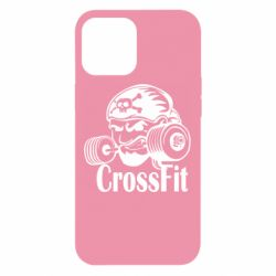 Чехол для iPhone 12 Pro Max Angry CrossFit