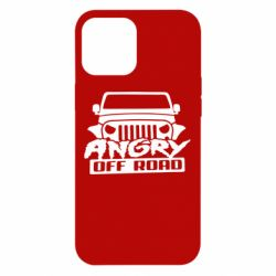 Чохол для iPhone 12 Pro Max Angry Off Road