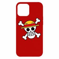 Чохол для iPhone 12 Pro Max Anime logo One Piece skull pirate