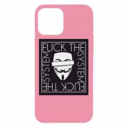 Чохол для iPhone 12 Pro Max Anonymous