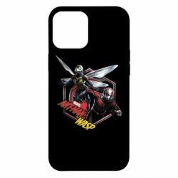 Чохол для iPhone 12 Pro Max ANT MAN and the WASP MARVEL