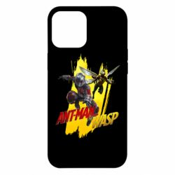 Чохол для iPhone 12 Pro Max Ant - Man and Wasp
