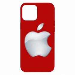 Чохол для iPhone 12 Pro Max Apple Silver