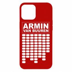 Чехол для iPhone 12 Pro Max Armin Van Buuren Trance