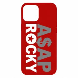 Чехол для iPhone 12 Pro Max ASAP ROCKY
