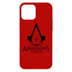 Чохол для iPhone 12 Pro Max Assassin's creed ChronicleS