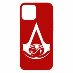 Чохол для iPhone 12 Pro Max Assassin's Creed Origins logo
